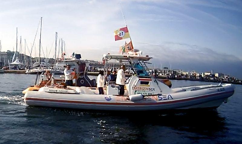 Barcolana 2014 i EmergenSea