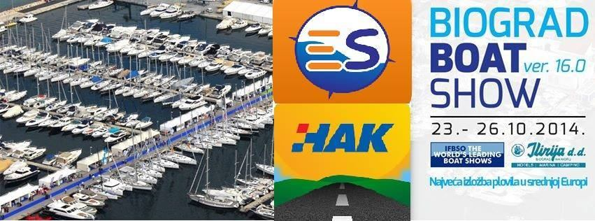 Published the winners of the HAK and EmergenSea membership package from Biograd Boat Show 2014.