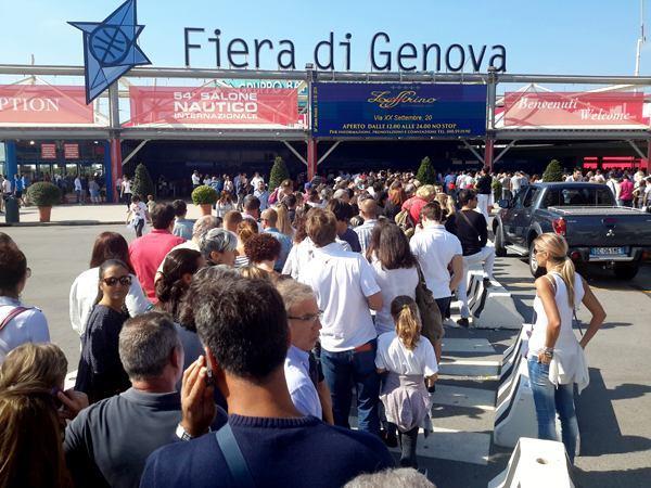 EMERGENSEA na sajmu u Genovi
