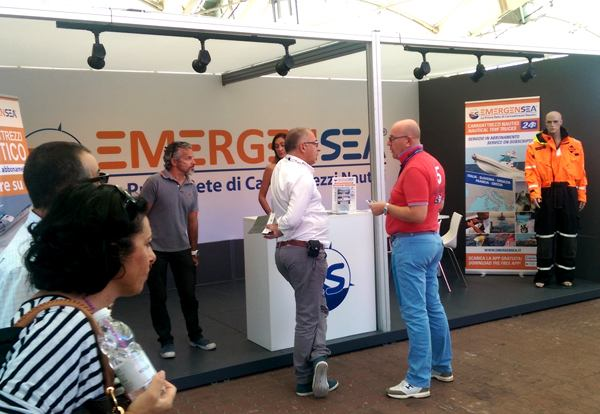 EMERGENSEA at Genova 2014