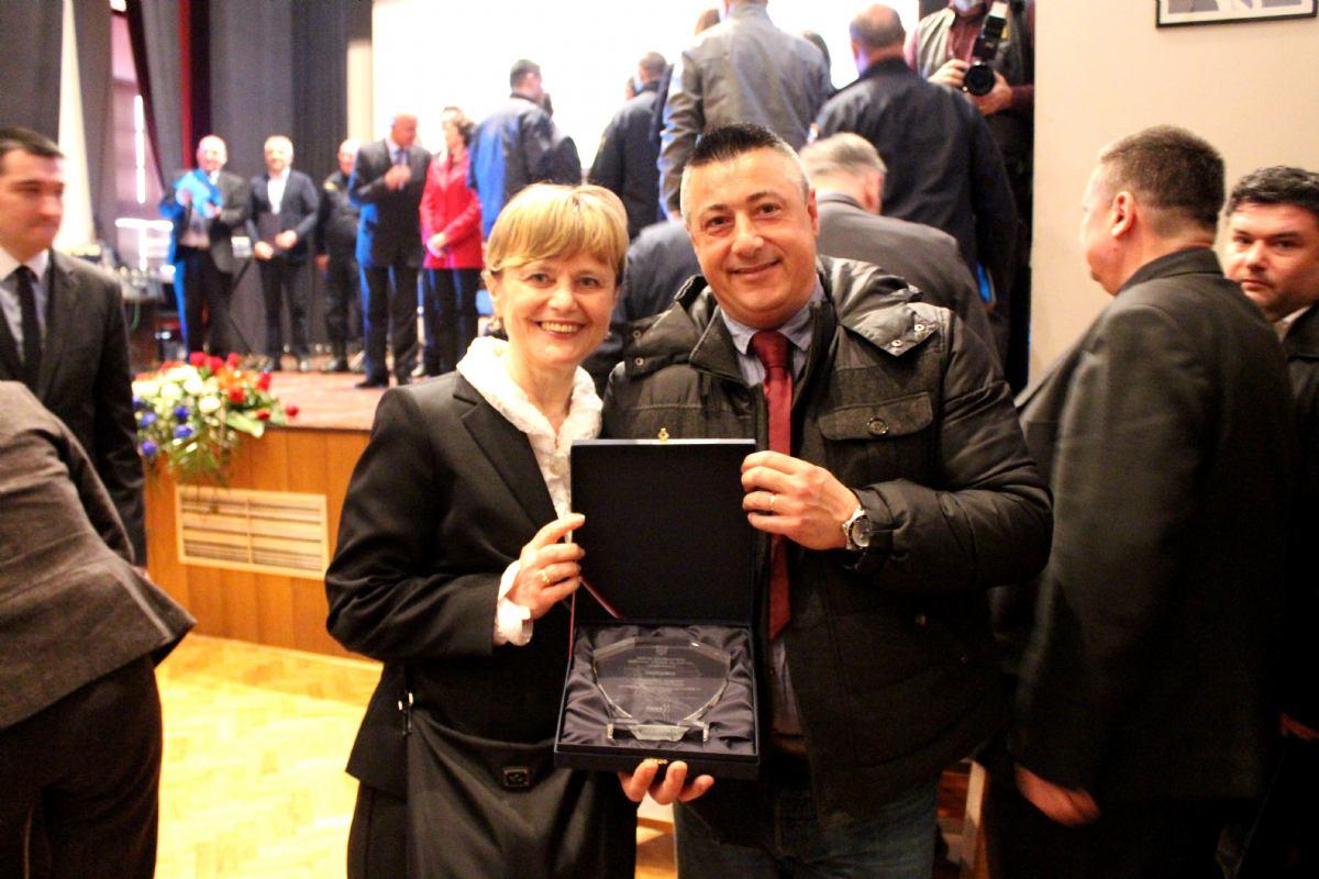 Godina nominacija i nagrada