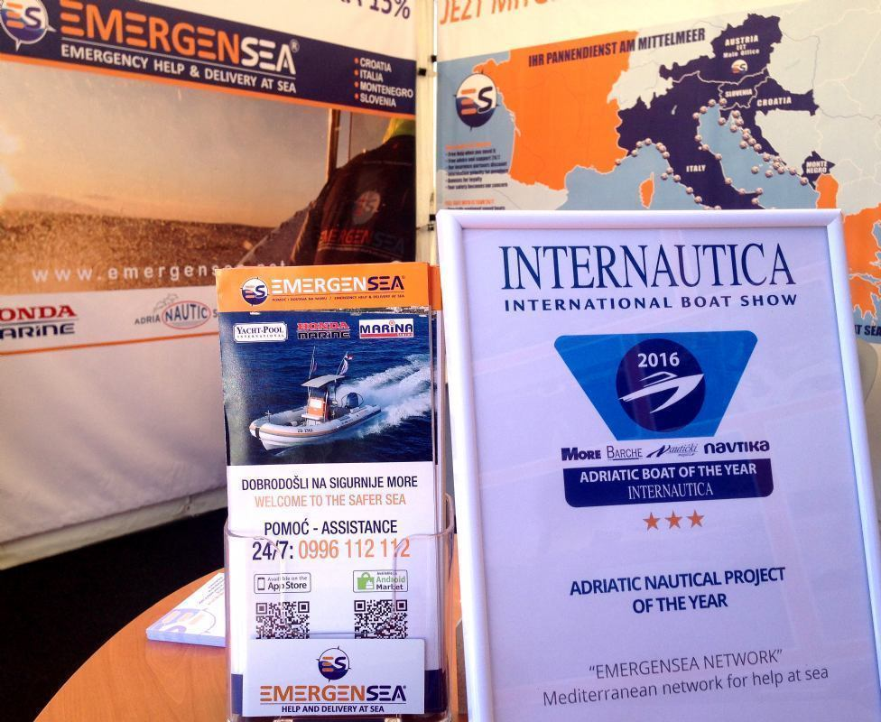 Adriatic nautical PROJECT OF THE YEAR