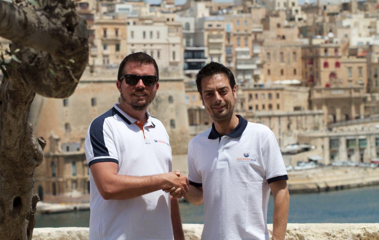 EmergenSea Malta nimmt die Arbeit auf!